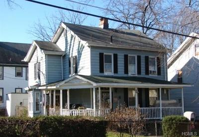 Middletown Multi Family 2-4 For Sale: 44 Houston Avenue