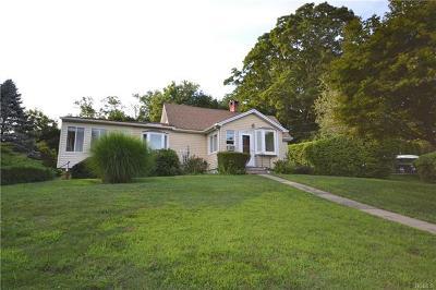 Ossining Single Family Home For Sale: 73 Morningside Drive