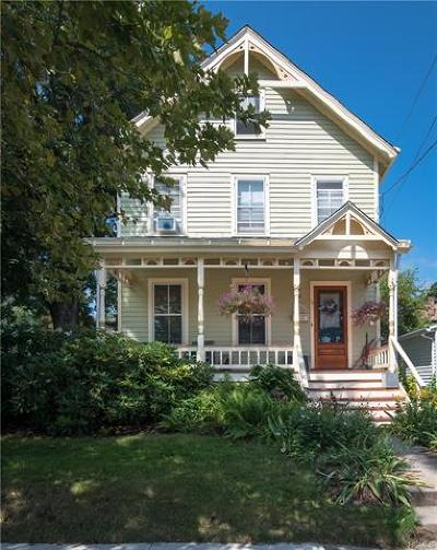 Nyack Single Family Home For Sale: 34 South Midland Avenue
