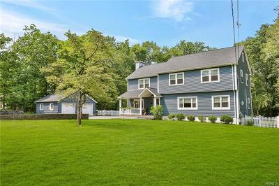 Blauvelt Single Family Home For Sale: 72 Sunset Road
