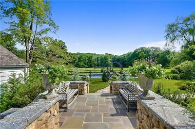 Bedford, Bedford Corners, Bedford Hills Single Family Home For Sale: 77 Pound Ridge Road