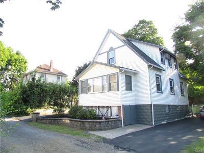 Cornwall On Hudson Single Family Home For Sale: 5 Columbus Avenue
