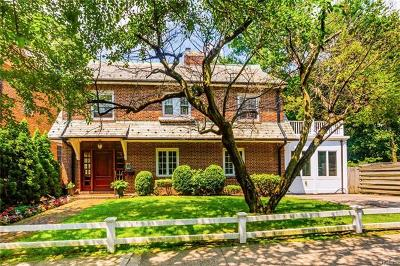 North Riverdale Single Family Home For Sale: 5435 Fieldston Road