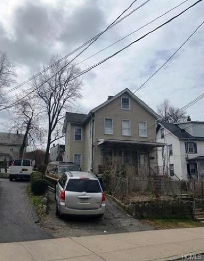 Port Chester Multi Family 2-4 For Sale: 47 Sand Street