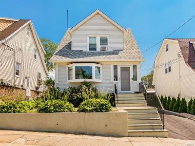 New Rochelle NY Single Family Home For Sale: $499,999