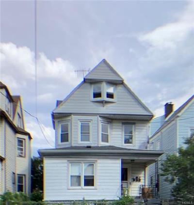 Mount Vernon Rental For Rent: 145 North Terrace Avenue #2