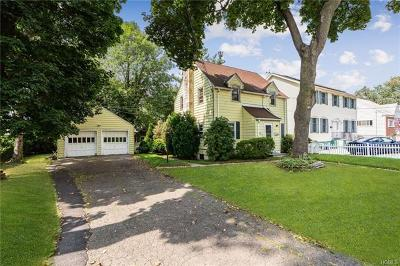 Westchester County Single Family Home For Sale: 109 A/K/A 113 Bretton Road