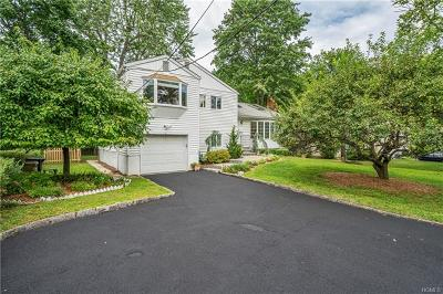 Hartsdale Single Family Home For Sale: 8 Westway