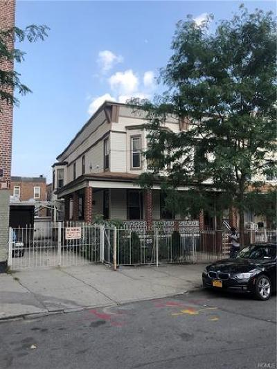 Bronx Residential Lots & Land For Sale: 2090 Anthony Avenue