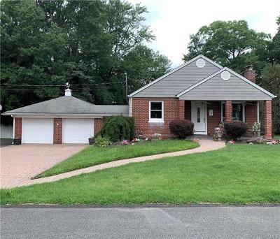 Congers Single Family Home For Sale: 1 Lamborn Avenue