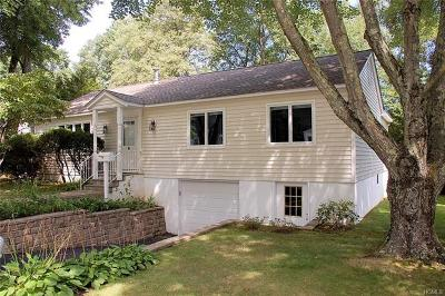 Cortlandt Manor Single Family Home For Sale: 6 Cross Lane
