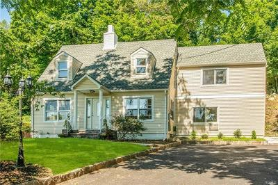 Single Family Home For Sale: 449 Central Park Avenue