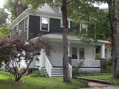 Monticello Single Family Home For Sale: 12 Hammond Street