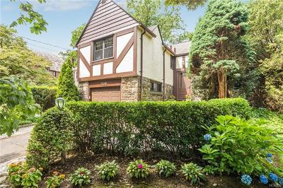 Westchester County Single Family Home For Sale: 320 Hayward Avenue