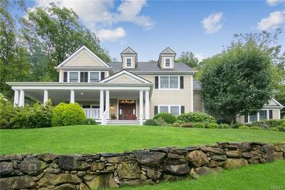 Westchester County Single Family Home For Sale: 25 Old Katonah Drive