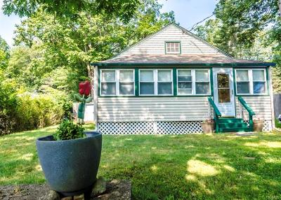 Single Family Home For Sale: 15 Minisink Trail