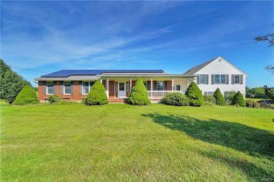 Goshen Single Family Home For Sale: 1 Sunset Court