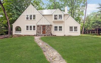 Westchester County Single Family Home For Sale: 15 Ranger Place