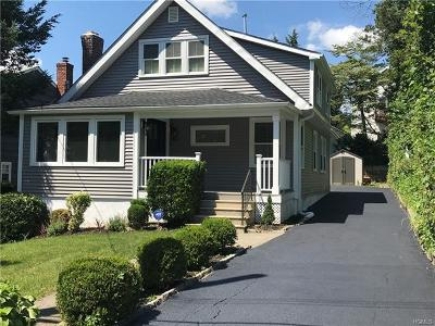 Scarsdale Single Family Home For Sale: 69 Alkamont Avenue