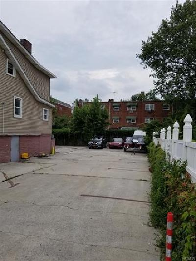 Bronx Residential Lots & Land For Sale: St Lawrence Avenue
