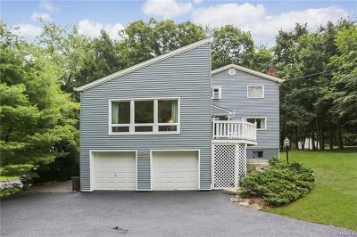 Croton-On-Hudson Single Family Home For Sale: 15 Wood Road