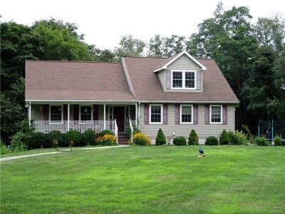 Circleville Single Family Home For Sale: 20 Seaman Road