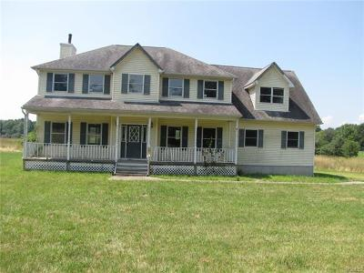 Single Family Home For Sale: 132 Gate Schoolhouse Road