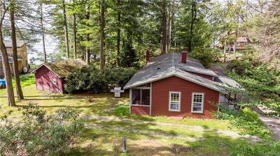 Wurtsboro Single Family Home For Sale: 319 North Shore Drive