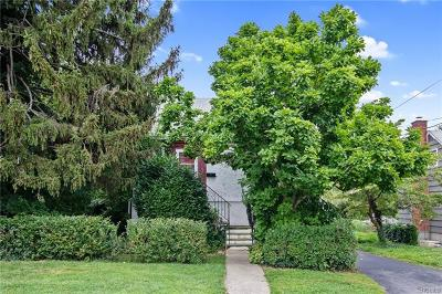 Westchester County Single Family Home For Sale: 15 Tuckahoe Avenue