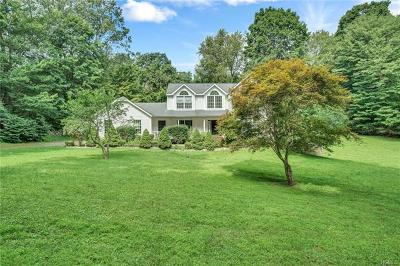 Stormville Single Family Home For Sale: 586 Eder Road