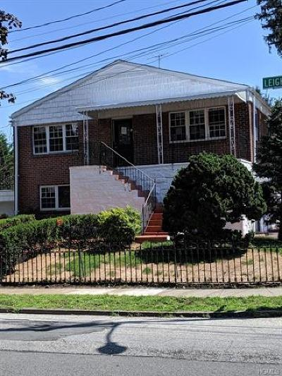 Yonkers Single Family Home For Sale: 70 Leighton Avenue