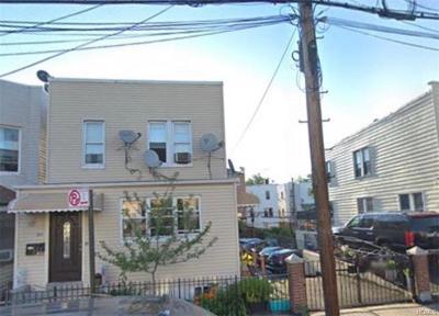 Bronx NY Multi Family 2-4 For Sale: $1,050,000