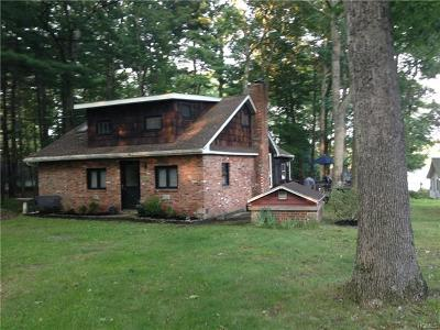 Glen Spey NY Single Family Home For Sale: $195,000