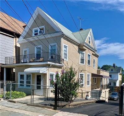 Yonkers Multi Family 2-4 For Sale: 55 Villa Avenue