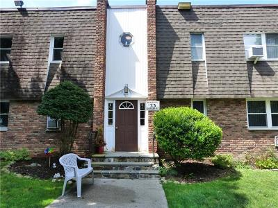 Rockland County Condo/Townhouse For Sale: 23 Crescent Drive #91