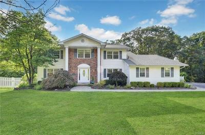 Rockland County Single Family Home For Sale: 55 Newport Drive
