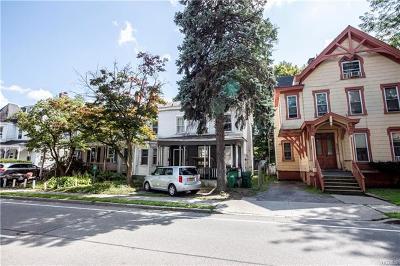 Dutchess County Multi Family 2-4 For Sale: 234 Church Street
