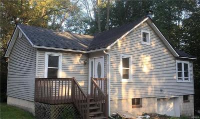 Wurtsboro Single Family Home For Sale: 14 Lincoln Road