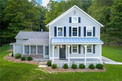 Connecticut Single Family Home For Sale: 69 Spring Lake Road