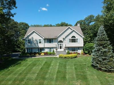 Mahopac NY Single Family Home For Sale: $629,000