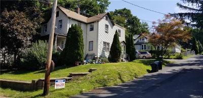 Rockland County Multi Family 2-4 For Sale: 8 Allison Street