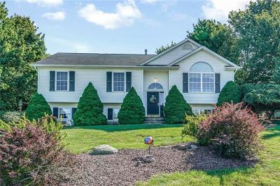 Monroe Single Family Home For Sale: 28 Cunningham Drive
