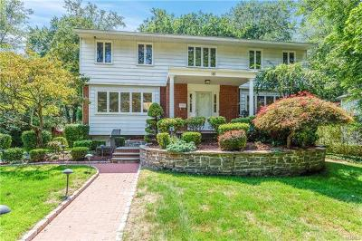 Westchester County Single Family Home For Sale: 151 Mildred Parkway