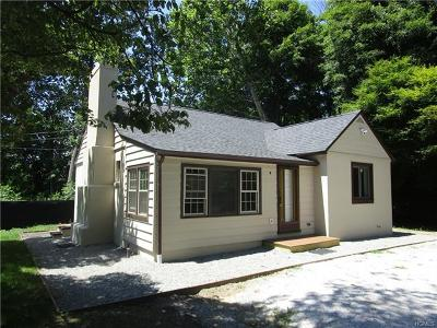 Cortlandt Manor Single Family Home For Sale: 6 Red Mill Road