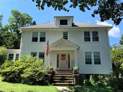 White Plains Single Family Home For Sale: 12 Harvard Court