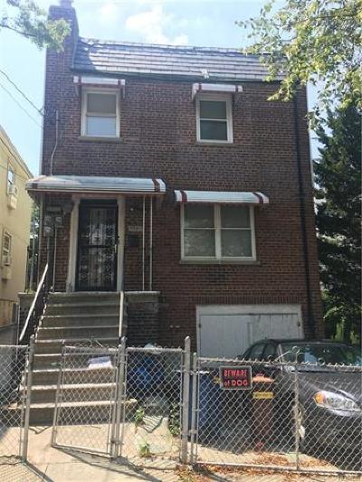 Bronx Multi Family 2-4 For Sale: 4333 Boyd Avenue