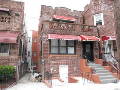 Bronx Multi Family 2-4 For Sale: 820 East 227th Street