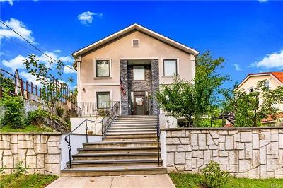 Yonkers Single Family Home For Sale: 338 Park Hill Avenue