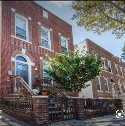 Brooklyn Multi Family 2-4 For Sale: 1623 West 8th Street