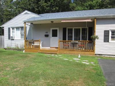 Single Family Home For Sale: 40 Nelshore Drive